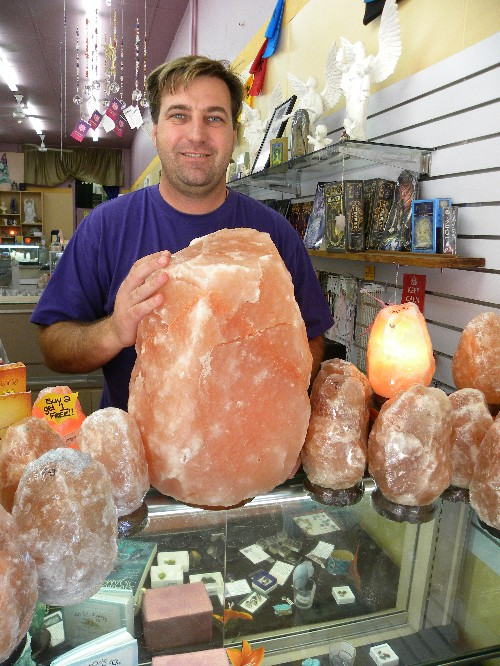 Salt Lamps Toowoomba : Avalon Crystals - New Age Products & Services - Toowoomba, QLD